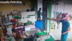 NONATO NOTÍCIAS: Supermercado é assaltado em Petrolina