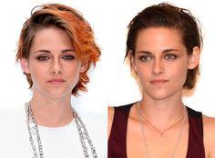 Kristen Stewart Goes Back to Brunette, Still Rocking Short Haircut  Kristen Stewart, New Hair
