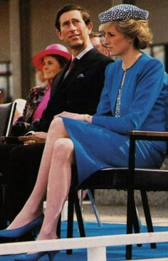 1986-05-04 Diana and Charles open the British Columbia Festival of the Arts in Prince George, British Columbia