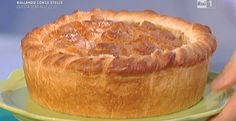 La ricetta della torta di Pasqua salata di Luca Montersino