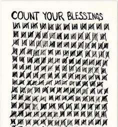 (Sunday school song) count your blessings, name them one by one (: