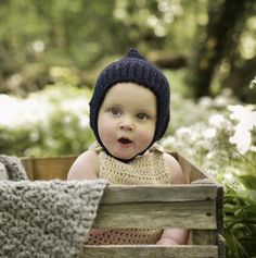 Handmade baby and children's traditional bonnet, cotton. Suitable for boys and girls and an ideal gift.