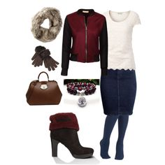 """""""Dress up casual"""" by bluestoneriver on Polyvore"""