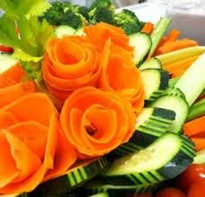 creative vegetable trays - Google Search