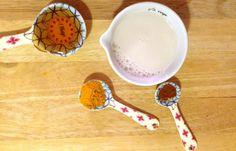 Feeling Sick? Turmeric Milk, Not Turmeric Tea, Is The Remedy You Need