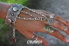 bracelet ORIGINAL tribal fusion freepeople boho miao gypsy bellydance