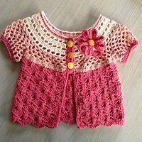 Crochet Baby Sweater Patterns ~ Notice Far More Good Ideas On Delightful 42 Ideas Crochet Baby Sweater Patterns Intended for Exclusive Sweaters for Girls with Cap with Crochet Baby Sweater Patterns Crochet Baby Sweater Pattern, Gilet Crochet, Baby Sweater Patterns, Knitting Patterns, Knit Crochet, Crochet Patterns, Free Crochet, Beginner Crochet, Cardigan Pattern