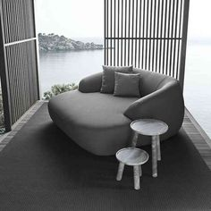 Palau Daybed by Exteta from Pure Interiors |