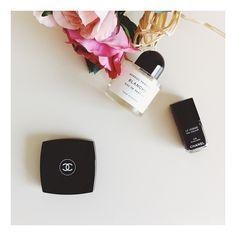 Byredo Parfums Blanche eau de parfum and #chanel