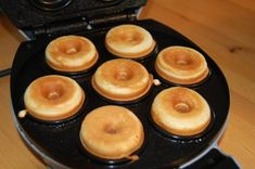 Forum Thermomix - The best Thermomix recipes and community - Mini Donuts - Recipe for Machine