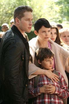 "Once Upon A Time ""Broken"" S2EP1"