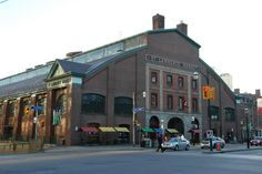 St-Lawrence Market - Toronto / One of the world's best food markets. In 2012 National Geographic named it the world's best food market.