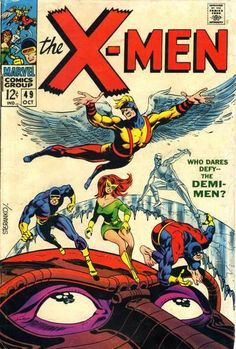 The X-Men Auction your comics on www.comicbazaar.co.uk