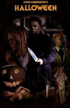 vincent tanguay saint genesis concept artist and illustrator quebec canada halloween poster