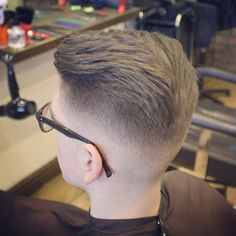 Great fade.
