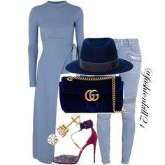 060e6b6ba26 Instagram media by fashionkill21 - Issa Slay DETAILS  Top  Rosettagetty  Jeans  Balmain Hat