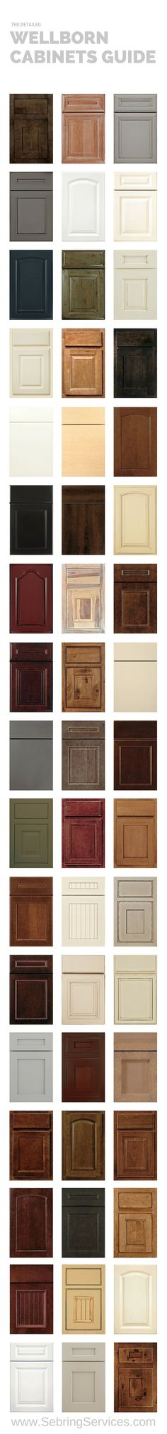 In 1961 at a small cabinet shop in Ashland, Alabama, a small group of skilled experts began to construct cabinets for supply to the local markets.  It was the Wellborn Cabinet Company. More than 50 years later a lot has changed but the commitment to quality at Wellborn Cabinet has remained the same. The family owned and operated company has grown to fill a 1.8 million square foot facility, enabling it to produce a wide range of quality cabinetry options for homeowners.