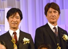 『東京ドラマアウォード2017』の授賞式