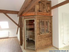 Altholz Sauna