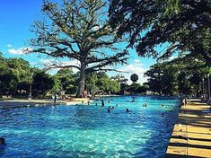 San Pedro Springs Park in San Antonio, free & oldest park in the country! Texas Vacations, Vacation Places, Places To Travel, Places To See, Family Vacations, Cruise Vacation, Disney Cruise, Texas Vacation Spots, Texas Getaways