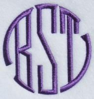 Monogram Fonts | Apex Embroidery Designs, Monogram Fonts & Alphabets