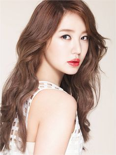 Pretty In Pink Yoon Eun Hye For MAC | Couch Kimchi