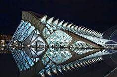 By Santiago Calatrava Architecture  #SantiagoCalatravaArchitecture Pinned by www.modlar.com