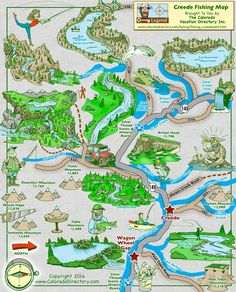 1000 images about co fishing maps on pinterest fishing for Colorado fishing map