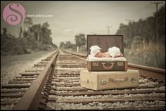 Outdoor Newborn Photography » Sebrie Images Photography