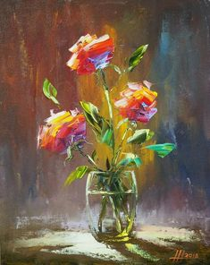 Oil Painting Flowers, Oil Painting Abstract, Abstract Flowers, Abstract Watercolor, Tracing Art, Arte Floral, Pastel Art, Art Background, Beautiful Paintings