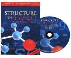 Structure of Matter, CD-ROM