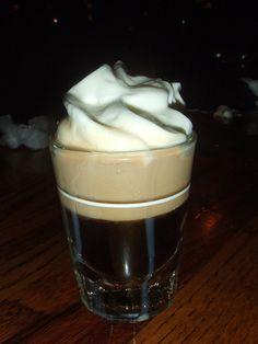 Blowjob mixed drink