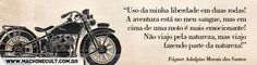 Um pouco do que sentimos!  Motorcycle #Freedom #FR