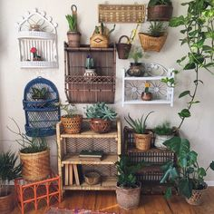 No such thing as too many wall shelves. Hanging and standing rattan wicker bamboo shelves. No such thing as too many wall shelves. Hanging and standing rattan wicker bamboo shelves. Bamboo Shelf, Wicker Shelf, Wicker Baskets, Wicker Mirror, Wicker Dresser, Wicker Purse, Woven Baskets, Wicker Tray, Wicker Table