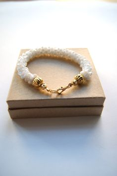 Copious: Braided Swarovsky Crystal Bracelet | Carolina Benoit