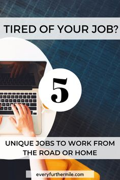 5 Creative Remote Jobs: These are some great creative travel job ideas! Want to be able to make money and work while you travel? These are great remote jobs or work home home jobs too. Check out these unique and interesting jobs! Unique Jobs, Creative Jobs, Travel Jobs, Work Travel, Interesting Jobs, Teaching Overseas, Get More Followers, Instagram Influencer, Pinterest For Business