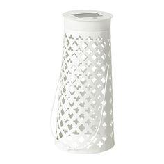 SOLVINDEN Lampa stołowa na energię słon. LED IKEA
