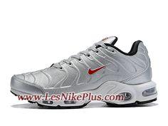 outlet store f3617 e8d3a Sneaker Nike Air Max Plus Tn Requin 2019 Chaussures Officiel Basket Prix  Pas Cher Pour