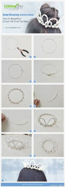 Tutorial # # hand-wound jewelry hand-made jewelery Anno
