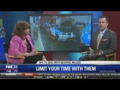 Dr. Mimi Speaks on Negative Nellies on Fox 35 News.
