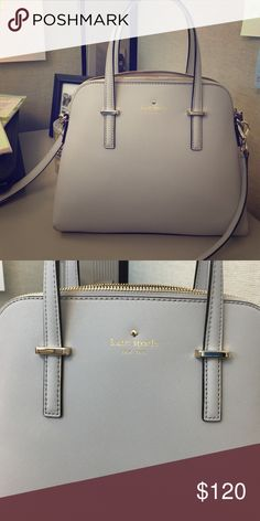 Kate Spade Purse Used a few times. No damage kate spade Bags Crossbody Bags