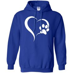 My Dog My Heart –  T-shirt or Hoodie available
