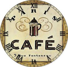 .Paris cafe