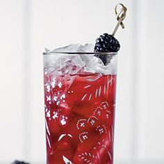 Blackberry Sweet Tea