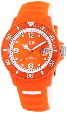 Ice-Watch Unisex - Armbanduhr Sunshine 2014 Analog Quarz Silikon SUN.NOE.U.S.14 - http://uhr.haus/ice-watch/ice-watch-unisex-armbanduhr-sunshine-2014-analog-2