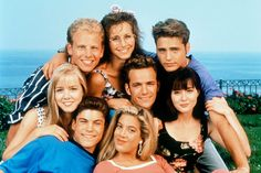 Beverly Hills, 90210, 1990-2000
