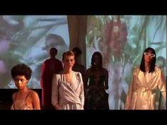 MMgmtUK - LFW Isa Arfen SS18 Fashion Agency, Isa Arfen, Fashion Online, Universe, Cosmos, Space, The Universe