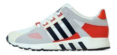 #adidas Originals EQT Guidance 93 - Running White/Black/Red #sneakers
