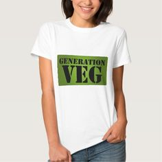 Generation Veg T Shirt