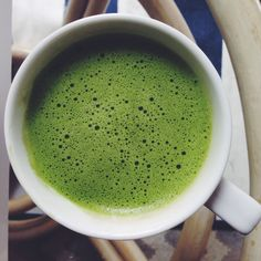 Lots of people are currently obsessed with bulletproof coffee, which is coffee blended with butter and sometimes coconut oil. The fats help to stabilize blood sugar and provide energy first thing i...
